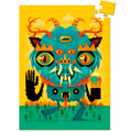 The Monster 60 Piece Mini Jigsaw Puzzle by Djeco