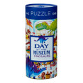 Day at the Museum Dinosaurs 72 Piece Floor Puzzle by Crocodile Creek