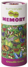 Thirty-Six Butterflies Memory Game by Crocodile Creek