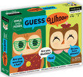 Owls & Foxes Guess Whooo Guessing Game to Go by Mudpuppy