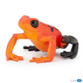 Equatorial Red Frog Figure by Papo