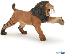 Roaring Smilodon Figure by Papo