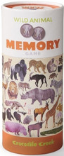 Thirty-Six Wild Animals Memory Game by Crocodile Creek