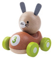 Bunny racer by Plan Toys