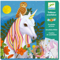 Magic Manes Scoubidou Pictures Craft Kit by Djeco