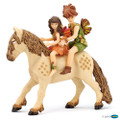 Elves Children and Pony Figure by Papo