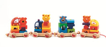 Crearoule Wooden My Little Train by Djeco