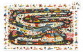 Car Rally Observation 54 Piece Jigsaw Puzzle by Djeco