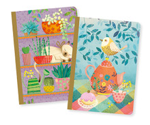 Marie Little Notebooks by Djeco