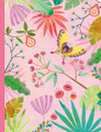 Marie Notebook with Butterfly and Flower Design by Djeco