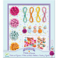 Beads and Figurines Jewellery Making Kit by Djeco