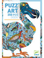 Puzz'art Dodo 350 Piece Jigsaw Puzzle by Djeco