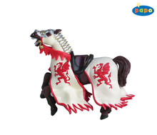 Red Dragon King Horse Figure by Papo