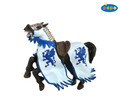 Blue Dragon King Horse Figure by Papo
