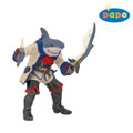 Shark Mutant Pirate Figure by Papo