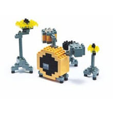 Nanoblock Drum Set MC