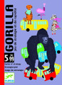 Gorilla Card Game by Djeco