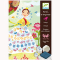 Flower Maidens Stamp Set by Djeco
