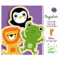 Hello Jungle Animals Magnetics by Djeco Box