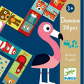 Animal Dominos by Djeco Box
