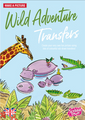 Wild Adventures at the Waterhole Transfer Activity Pack by Scribble Down