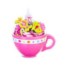 Pink Sugar Sweet Treat Bead Cup by Bead Bazaar