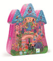 Fairy Castle 54 Piece Jigsaw Puzzle by Djeco