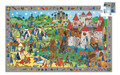 Knights Observation 54 Piece Jigsaw Puzzle by Djeco