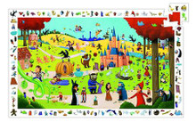 Tales Observation 54 Piece Jigsaw Puzzle by Djeco