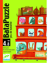 BataPuzzle Card game by Djeco