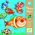 Fish Memo Game Box