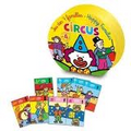 Circus Happy Family Card Game by Vilac