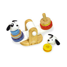 Stacking Rocker Toy by Vilac