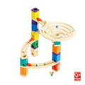 Quadrilla Roundabout Wooden Marble Run by Hape