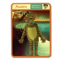 Monsters Magnetic Figures by Mudpuppy Tin