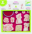 Princess Stamps by Djeco