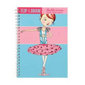 Ballerines Flip & Draw by Mudpuppy