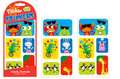 Wacky Animals Flicker Lenticular Stickers by Peaceable Kingdom