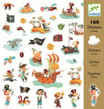 Pirates Stickers by Djeco