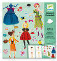 Massive Fashion Stickers and Paper Dolls by Djeco