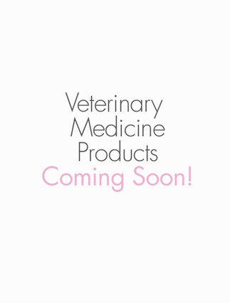Veterinary Medicine Coming Soon