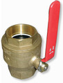"4"" Brass Ball Valve"