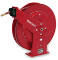 "Reelcraft series 7000 Spring Retractable Air Hose Reel / Water Hose Reel for 1/2"" ID Hose"