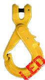 G80 Clevis Type Grip Safety Hook