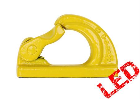 G80 Universal Weld On Hooks, Excavator Hooks