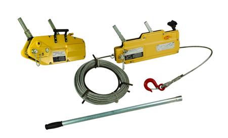 Wire Rope Winch 3200kg Steel Case