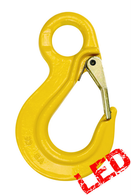 20mm G80 Eye Type Sling Hook with Safety Latch
