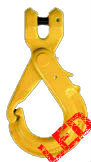 13mm G80 Clevis Type Safety Hook with Grip Latch