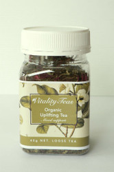 Uplifting tea, cerified organic, 40g