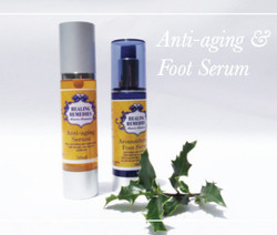 Anti-aging Serum 50ml & Aromatherapy Foot Serum 50ml Gift Pack